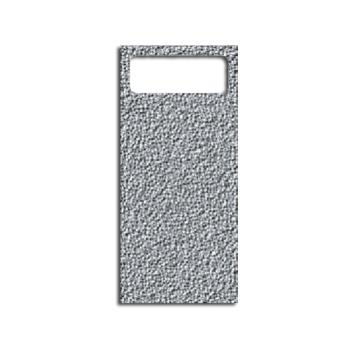 RUBFG3973L2GRAY - Rubbermaid - 3973-L2 - Landmark Series® Gray Container Stone Panels Product Image