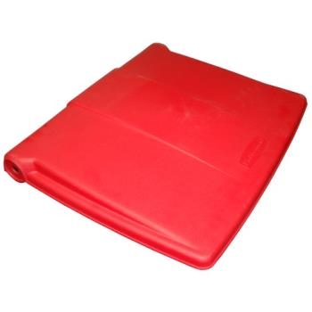 RUBFG6145L2RED - Rubbermaid - 6145-L2 - Red Lid Product Image