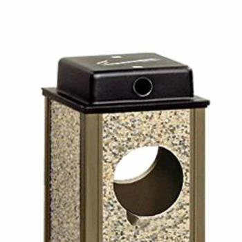 RUBFGWU - Rubbermaid - FGWU - Weather Urn Top Product Image