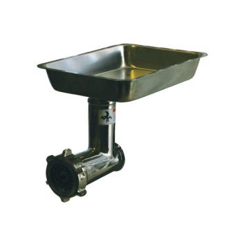 13955 - Alfa - 12 SS CCA - Complete #12 Stainless Steel Meat Grinder Attachment Product Image