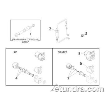 - Bunn - CRTF5 - Bunn CRTF5 Series Water Fill Parts Product Image