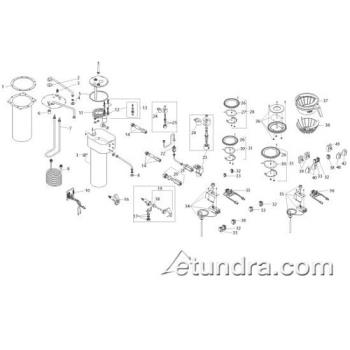 - Bunn - OL/OT-RL/RT - Bunn OL/OT-RL/RT Series Parts Product Image