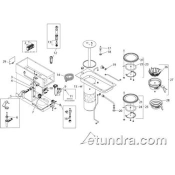 - Bunn - S/ST/STF - Bunn S/ST/STF Series Parts Product Image