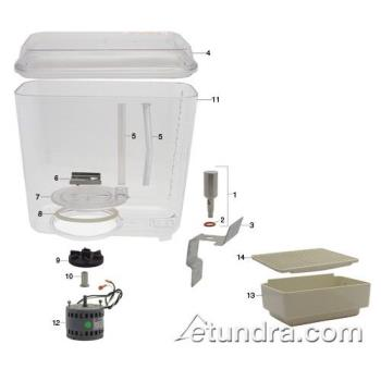 - Crathco Beverage Dispenser Parts Product Image
