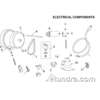 - Globe - Globe G12/G12A Electrical Parts Product Image