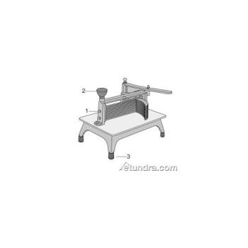- Lincoln/Vollrath Redco Tomato King® Slicer Parts Product Image
