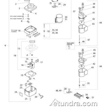 - Robot Coupe R2 Old Style Parts Product Image