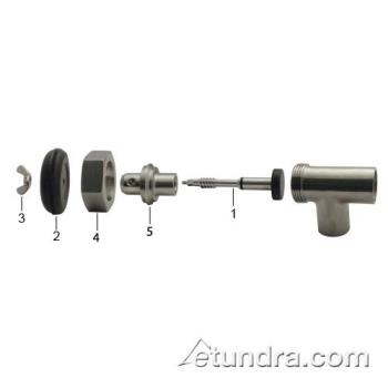- Steam Kettle Faucet Parts Product Image