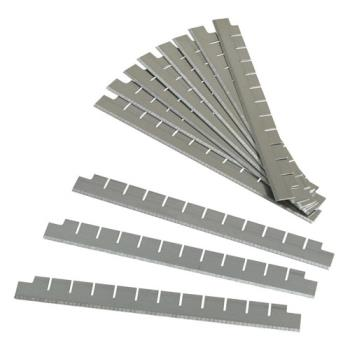 NEM5364 - Nemco - 536-4 - 1 in Blade Kit (9 Blades/No Holder) Product Image