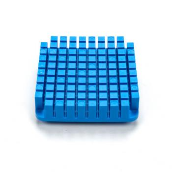 NEM574182 - Nemco - 57418-2 - 3/8 in Blue Push Block for Easy Chopper 3™ Product Image