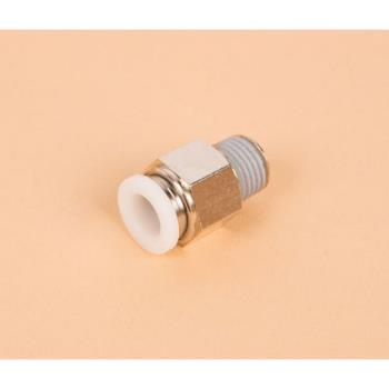 8002999 - Doughpro - AQ68P6X4 - Air 1/4Pipex3/8Tube Fitting Product Image