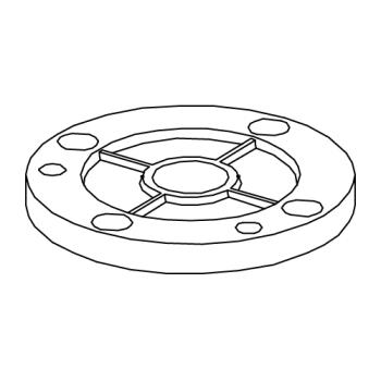 ROB101882 - Robot Coupe - 101882 - Motor Spacer Product Image