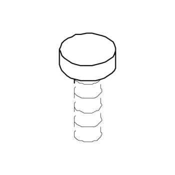 ROB202851 - Robot Coupe - 202851 - Motor Support Screw Product Image