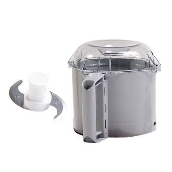68627 - Robot Coupe - 27239 - 3 Qt Gray Bowl Kit Product Image