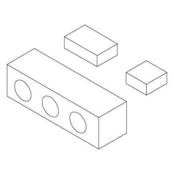 ROB29985 - Robot Coupe - 29985 - Switch Block Assembly Product Image
