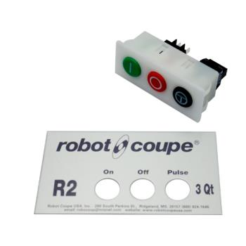 ROB39106 - Robot Coupe - 39106 - Switch Assembly - 3 Qt Product Image