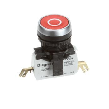 "ROB500321 - Robot Coupe - 500321 - Red ""Off"" Button Product Image"