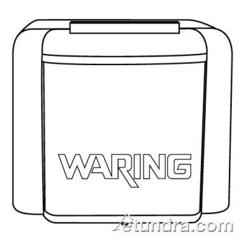 WAR029711 - Waring - 029711 - Grinder Cover Product Image