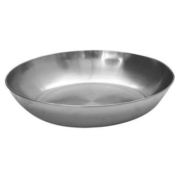 YAMOUD171 - Yamato - OUD-171 - 2 2/3 qt Stainless Steel Flat Bowl Product Image