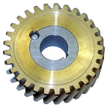 65297 - Hobart - 124751-3 - Worm Wheel Gear and Bushing Product Image