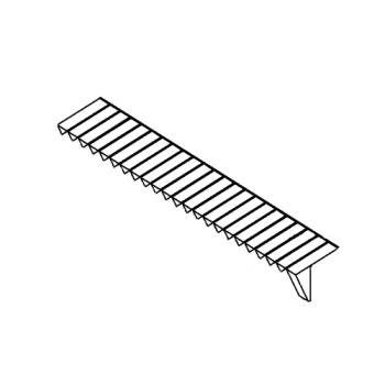 NEM55241 - Nemco - 55241 - Right Spacer Assembly Product Image