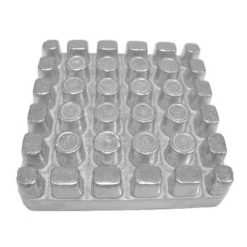 "UNWUFCP5000 - Uniworld - UFC-P5000 - 1/2"" French Fry Cutter Pusher Block Product Image"
