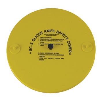 65390 - Commercial - 11 in and 12 in Slicer Blade Safety Cover Product Image