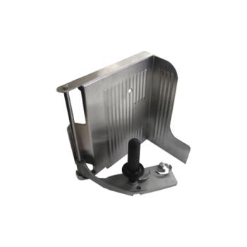 GLO102AS19 - Globe - 102-AS-19 - 12 in Stainless Steel Chute with Prongs Product Image