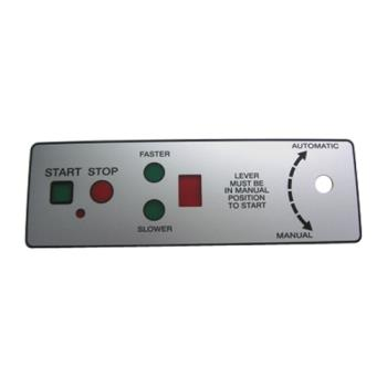 GLO1159 - Globe - 1159 - Touch Pad Overlay Product Image
