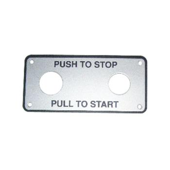 GLO910031 - Globe - 910031 - Switch Cover Product Image