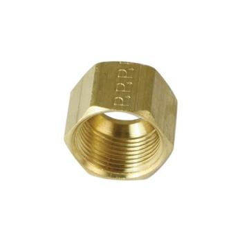 261372 - Globe - M123 - Chute Slide Brass Compression Nut Product Image