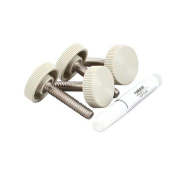 8006227 - Prince Castle - 76-593S - W/Knob (Pkg Of 4) Scr Product Image