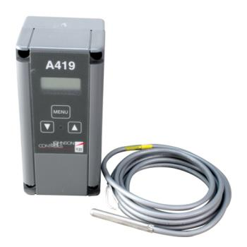 881200 - Commercial - 120/240 VAC Single Stage Electronic Temperature Control Product Image