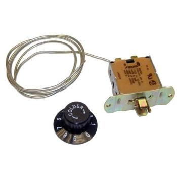 "23401 - Commercial - 42"" Capillary Air Sensing Refrigerator Thermostat Product Image"