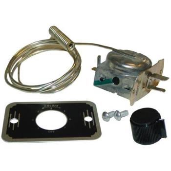 23400 - Commercial - Coil Sensing Refrigeration Thermostat W/ Knob Product Image