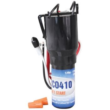 881306 - Commercial - 115V 1/4 - 1/3 HP Ultimate 3 in 1 Combination Capacitor Product Image