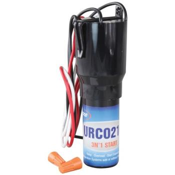 881304 - Commercial - 115V 1/3 - 1/2 HP 3 in 1 Combination Capacitor Product Image