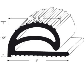 "25103 - Commercial - 25' X 1/2"" Compression Gasket Product Image"