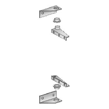 21435 - Commercial - Left/Right Hinge Kit Product Image