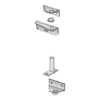21438 - Commercial - Old Style Right Self-Closing Hinge Kit Product Image