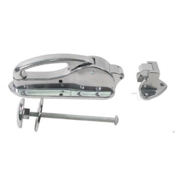 21230 - Premco II - PR102-F61/2G - 101 Flush Latch & Strike w/ Inside Release Product Image