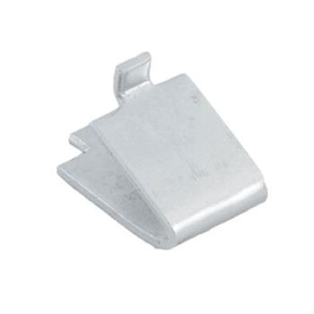 23200 - CHG - T30-5031 - Plated Zinc Shelf Clip Product Image