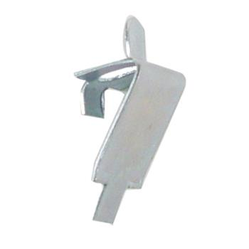 23205 - CHG - T30-5055 - Stainless Steel Square Slotted Shelf Clip Product Image