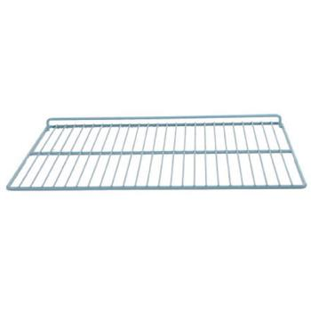 "23116 - Commercial - 22 1/2"" x 16"" Blue Epoxy Wire Refrigerator Shelf Product Image"