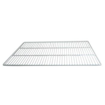 "23119 - Commercial - 25"" x 25"" White Epoxy Wire Refrigerator Shelf Product Image"