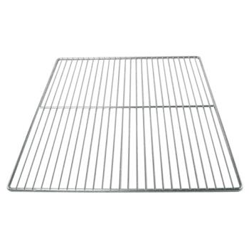 "23100 - FMP - 124-1063 - 17 3/4"" x 25"" Plated Wire Refrigerator Shelf Product Image"