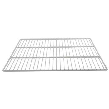 "23118 - Victory - 50597806 - 23 1/2"" x 25"" White Epoxy Wire Refrigerator Shelf Product Image"