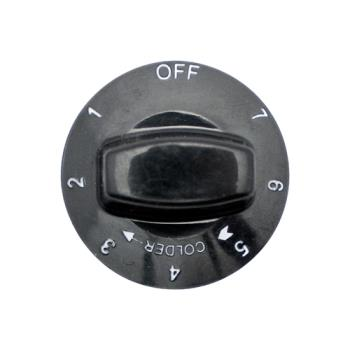 61505 - Commercial - Numbered Thermostat Knob Product Image