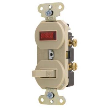 42193 - Commercial - Walk-In Light Switch w/ Indicator Light Product Image