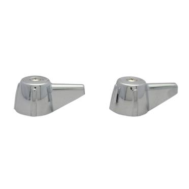 Commercial Toilet Parts : Commercial - Hot & Cold Handle Set for Central Brass Faucets eTundra